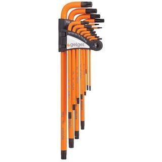 Allen Key Wrench Set 13 Pce T6-T50 ORANGE