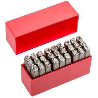 Letter Stamp Set 10mm