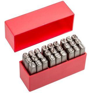 9 Piece Number Stamp Set 4mm