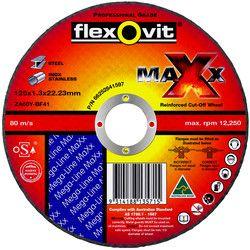 125 x 1.3 x 22 ZA60Y-T41 Maxx Inox 15127013MX