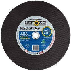 406 x 3 x 25.4 Cut off Disc 1940625