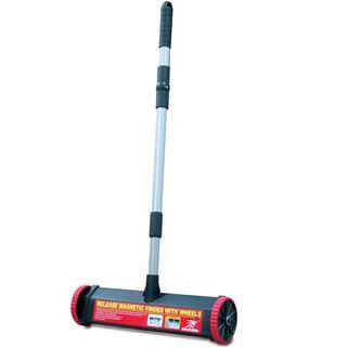 Magnetic Broom W/Telescopic Handle
