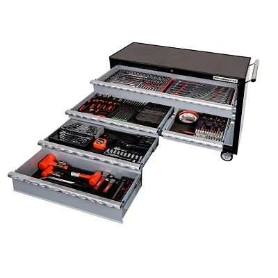 Combination Tool Kit 253pc & Trolley
