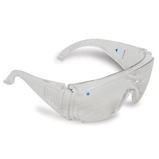 Visitors Safety Glasses (Clear)