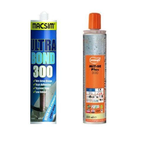 300ML ULTRABOND EPOXY RESIN  (includes 2 Nozzles)