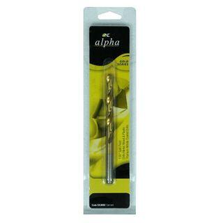 5/32 x 79mm  Jobber Drill Titanium 1 PER CARD