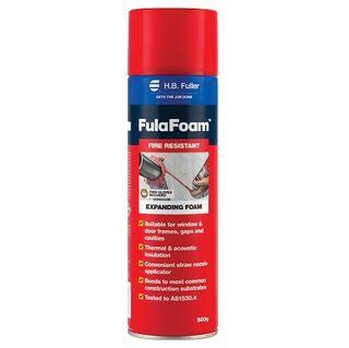 FULAFOAM FIRE RETARDANT 500g