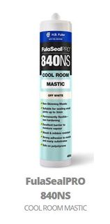 FULASEALPRO 840NS 320g - Coolroom Mastic Off White