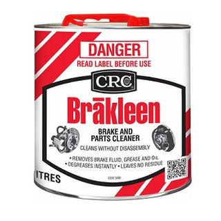CRC Brakleen 4 Litre Automotive Cleaners