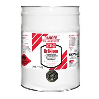 CRC Brakleen 20 Litre Automotive Cleaners