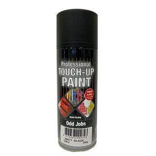 Touch Up Paint MATT BLACK 250g ODDJOBS