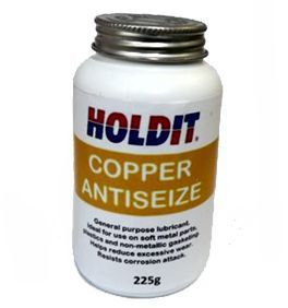 Holdit Antiseize COPPER 225gm