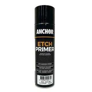Etch Primer BLACK 400 Gram ANCHOR