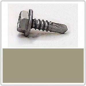 Self Drilling for Metal 10-16x16 HEX B8(Cat5) COVE