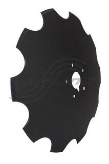 "Scalloped 20""Disc Blade -suit Lely Tulip"
