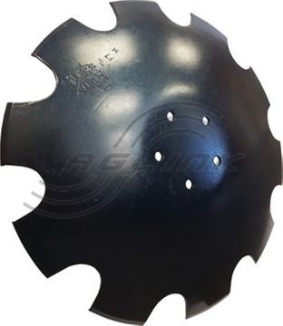 Bellota Scalloped Disc 20 x6mm to suit Horsch Terrano 28071305