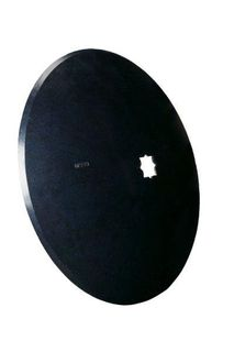 Plain Disc 22 x5mm-1 1/2  & 40mm sq axle