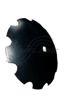 Bellota Scaloped Disc26 x6mm-47mm round & 1 1/2