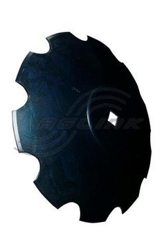 Bellota Scalloped Disc 28 x8mm-1 1/2 sq-Flat CaseIH