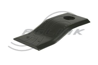 Mower Blade to fit Maxam # Red