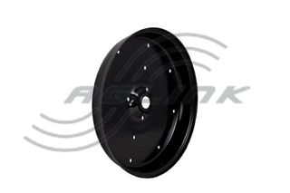 "4.5"" X 16"" Wheel Half Black -JD A22780"