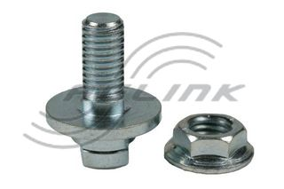 Mower Bolt/Nut to fit Krone # 253 7450