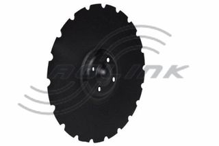Scalloped Disc to suit Vaderstad 450mm 466947