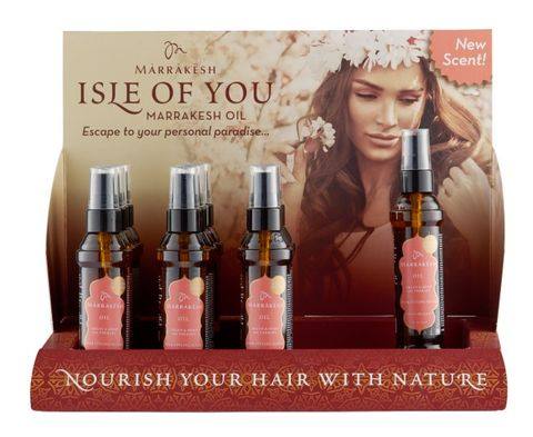 MKESH ISLE OF YOU OIL 12 PC DISP