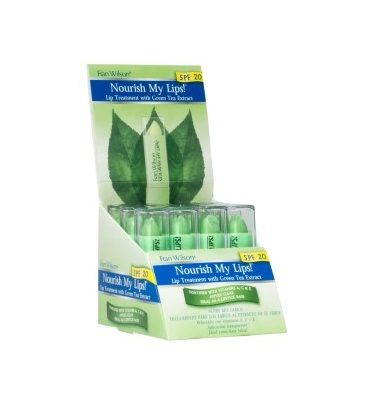FW NOURISH MY LIP GREEN TEA 12PC