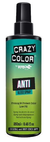 CRAZY COLOR ANTI BLEED SPRAY 250ML