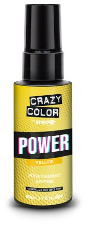CRAZY COLOR POWER - YELLOW