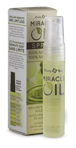 MIRACLE OIL SPRAY 12ml