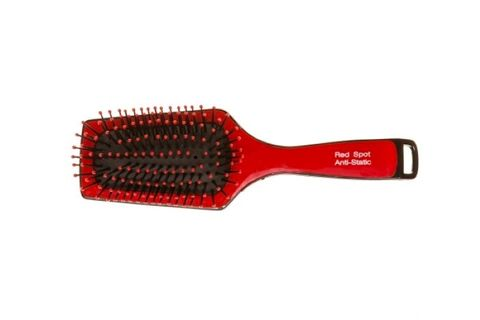 RED SPOT ANTISTATIC CUSHION BRUSH