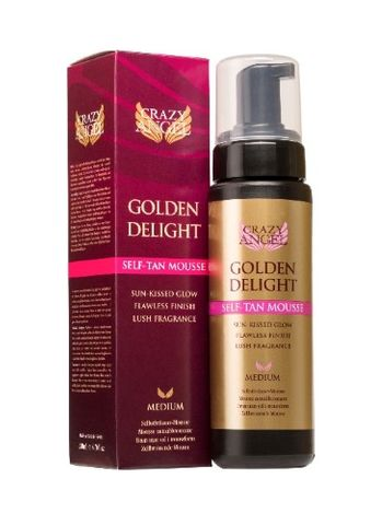 CR ANGEL GOLDEN DELIGHT MOUSSE 200ml