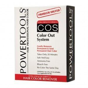 PT COLOUR OUT SYSTEM (COS) 2x 116ml btle