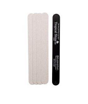 ZEBRA/WHITE MEDIUM 180 GRIT STRIP 4 PKT