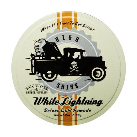 LUCKY 13 WHITE LIGHTNING POMADE 56g