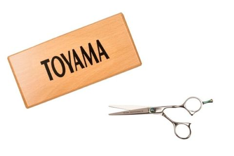 "TOYAMA SQUARE SCREW/COL CZ (5.5"")"