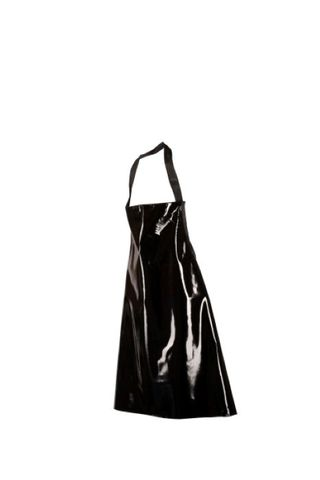 AWARE POLYURETHANE APRON BLACK