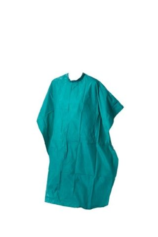 HAIR GEAR PVC GRIP NECK TEAL