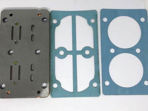 ABAC VALVE PLATE B2800 AND 1NS18