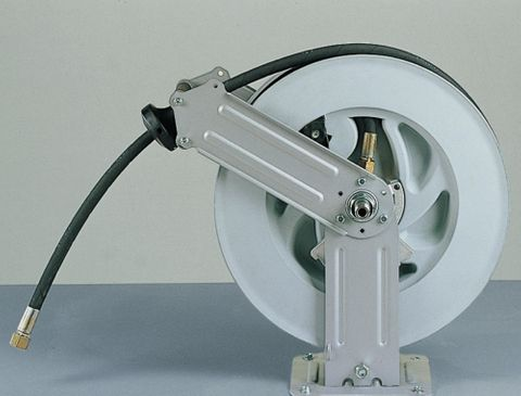 Retractable Hose Reel Profi Open Air/18 16+2m-3/8'' 20 Bar