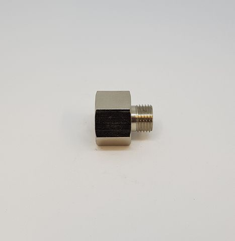 Adaptor M/F 1/4-1/8 Nickel 022392