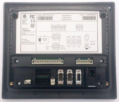 Controller ES4000 Graphic