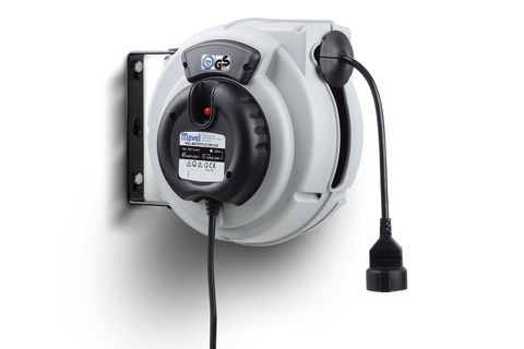 RETRACTABLE REEL10 mt MASTER PLUS 230VOLTS