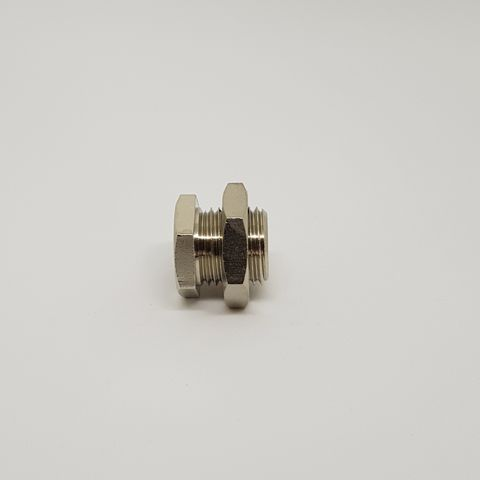 Bulkhead Fitting 1/8 bsp