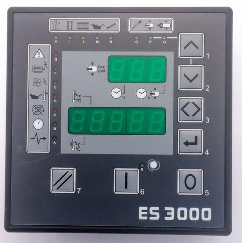 Controller ES3000 12VAC Black Back