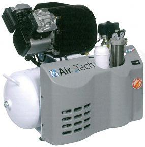AIR-TECH 50/254 ES SILENT DENTAL COMPRESSOR c/w dryer