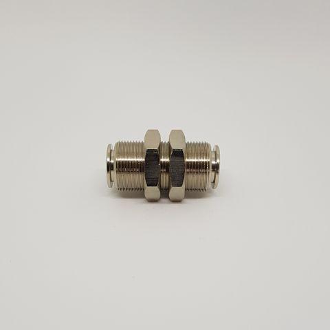 Bulkhead Fitting 12mm x 12mm PTC 020586