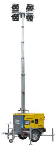 HILIGHT H5+ LIGHTING TOWER ATLAS COPCO